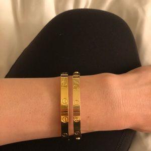 Cartier Jewelry - Antique Cartier Love Bracelet 1970